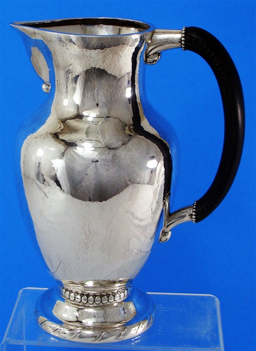 Georg Jensen sterling silver Pitcher No. 5B
