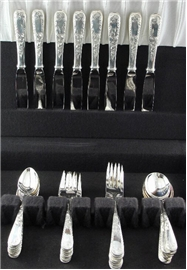 Kirk MAYFLOWER FLATWARE SET