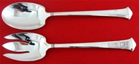Tiffany Windam SALAD SET, Long Handled