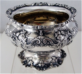 FRANCIS I STERLING SILVER WASTE BOWL