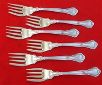 CHANTILLY SET OF SALAD/DESSERT FORKS, GW