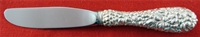 Butter Spreader HH Modern Stainless Steel Blade,  5 7/8""