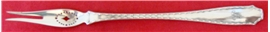 "Tiffany MARQUISE 6 7/8"" PIERCED OLIVE FORK, 2-Tine"