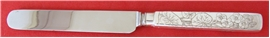 "Gorham KNICKERBOCKER  8 5/8"" LUNCH KNIFE"