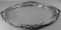 FRANCIS I by Reed and Barton Sterling Silver TEA TRAY, No Mono
